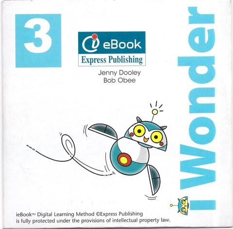 iWonder 3 iebook - интерактивный диск к учебнику