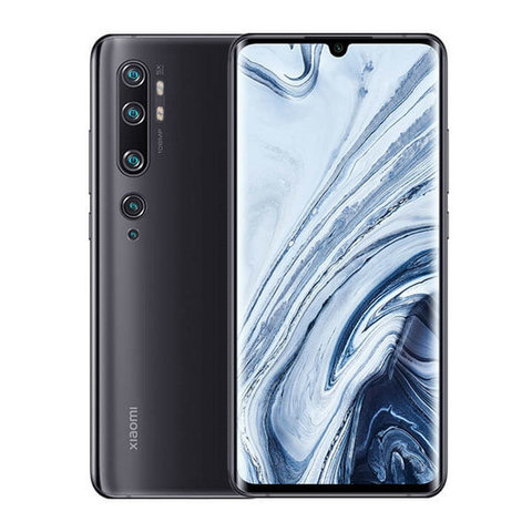 Смартфон Xiaomi Mi Note 10 6/128GB Black EU (Global Version)