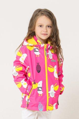 Crockid (Крокид) куртка ветровочная для девочки
