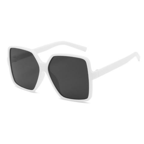 Солнцезащитные очки 5226002s Черный c белой оправой