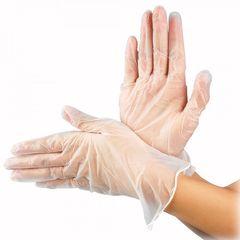 Латексные перчатки (100 штук)