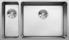 Мойка Blanco Andano 500/180-U без клапана-автомата, чаша справа