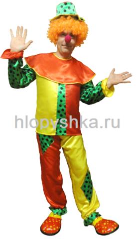 Клоун Клепа