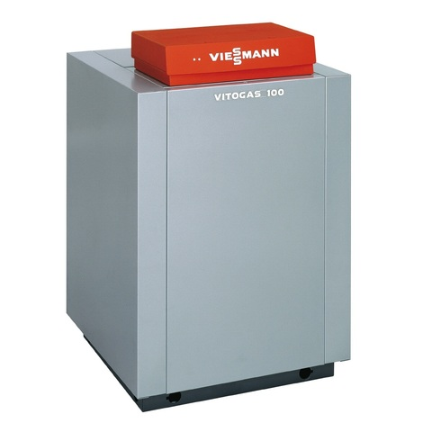 Котел газовый напольный Viessmann Vitogas 100-F GS1D926