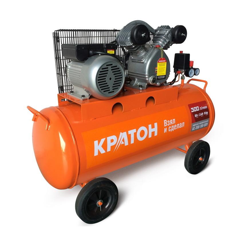 КРАТОН Компрессор с ременной передачей Кратон AC-300-100-BDV AC-300-100-BDV.jpeg