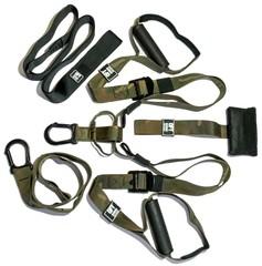 Петли Original FitTools для функционального тренинга хаки SQUAD