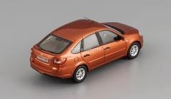 VAZ-2191 Lada Granta orange DIP 1:43