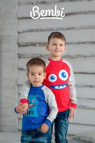 ФБ592 Лонгслив для мальчика