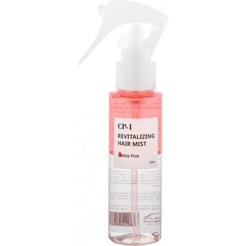 Esthetic House Cp-1 Revitalizing Hair Mist Petite Pink двухфазный парфюмированный мист для волос