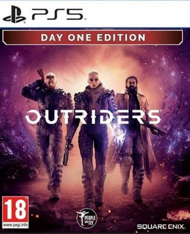 Outriders. Day One Edition (PS5, русская версия)