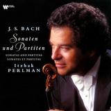 Itzhak Perlman / J.S. Bach: Sonatas And Partitas (3LP)