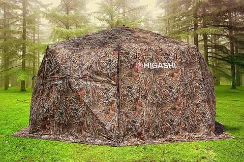 Кухня-шатер HIGASHI Yurta Сamp Camo II