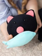 Мягкая игрушка-подушка Gekoko «Кот Барсик» 4