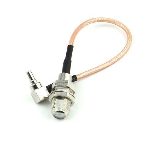 Пигтейл (кабельная сборка) CRC9-F (female), 11 см