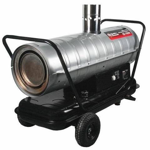 Нагреватель воздуха дизельный непрямого нагр. QUATTRO ELEMENTI QE-70DN (70кВт, 490 м.куб/ч (772-371)