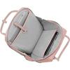 Сумка-рюкзак Victorinox Victoria Harmony, розовое золото, 28x13x41 см
