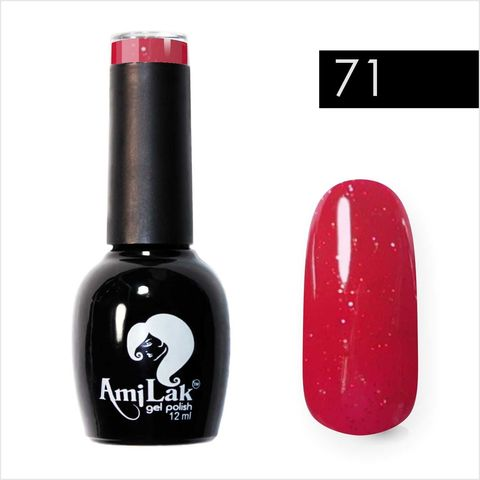 AmiLak Color Gel Polish №071