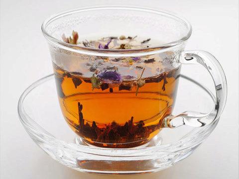 Иван-чай с малиной ферментированный, 100 гр.