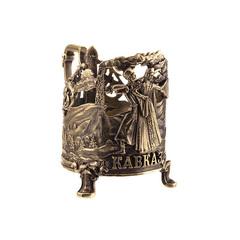 Коллекционный сувенирный подстаканник «Кавказ», фото 7