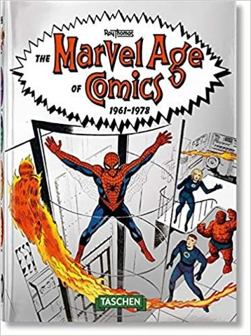 TASCHEN: The Marvel Age of Comics 1961–1978