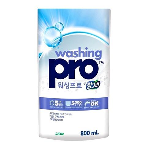 Lion Washing Pro Средство для мытья посуды 800 мл