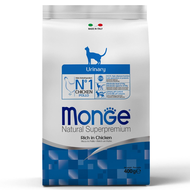 Сухой корм Корм для кошек Monge Cat Urinary профилактика МКБ 70011907_1.jpeg