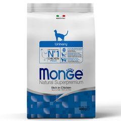 Корм для кошек Monge Cat Urinary профилактика МКБ