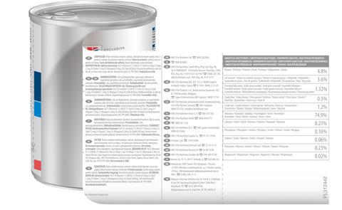 купить Hill's™ Prescription Diet™ Canine d/d™ Salmon and Rice консервы (влажный корм) для собак, диетический рацион при пищевых аллергиях с лососем и рисом