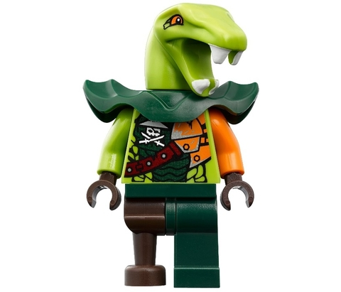 LEGO Ninjago: Осада маяка 70594 — The Lighthouse Siege — Лего Ниндзяго