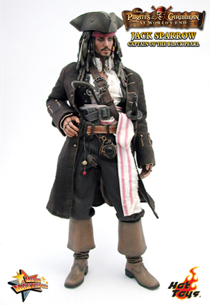 Pirates of the Caribbean - 12'' Jack Sparrow