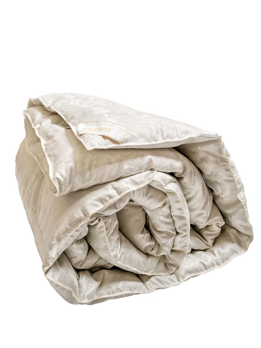 Joutsen гагачье одеяло Royal 200x220 850 гр теплое шелк