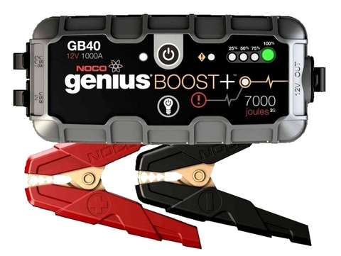 Пуско-зарядное устройство NOCO Genius Boost Plus GB40