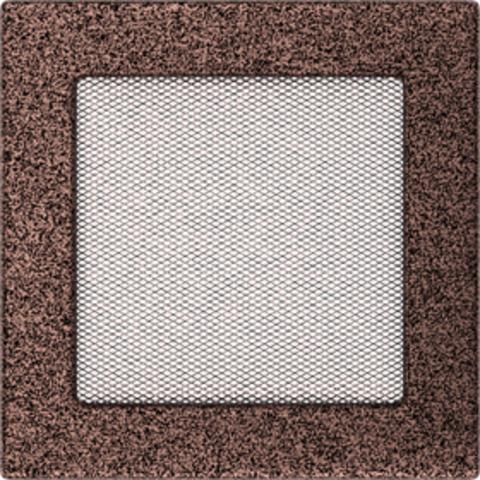Вентиляционная решетка Латунь (17*17) 17M
