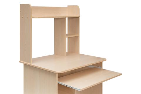 Компьютерный стол Комфорт 3 СК Моби дуб паллада