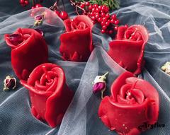 Свеча «Роза»