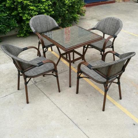 Комплект мебели из текстилена T130/C029-TX 70x70 4Pcs