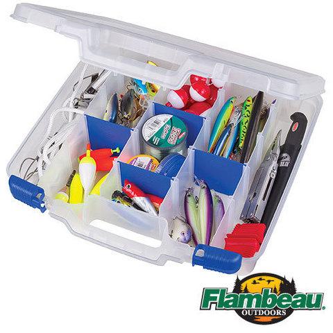 Коробка рыболовная Flambeau 8415 TUFF TAINER ZERUST
