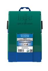 Набор свёрл по металлу Heller HSS-R 1 — 10 мм