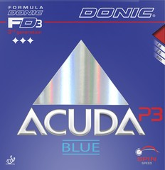 Ракетка для настольного тенниса №34 CARBON OFF/ACUDA P3