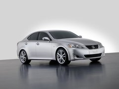Чехлы на Lexus IS 250 2005–2013 г.в.