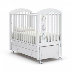 Детская кровать Макс белый
