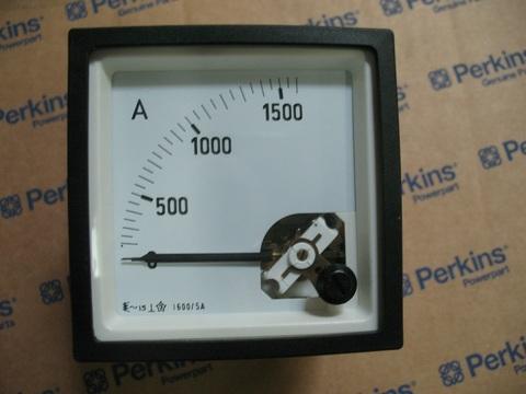 Амперметр 0-1600А / METER AMP 0-1600 D72 5A CT EURODIN АРТ: 620-813
