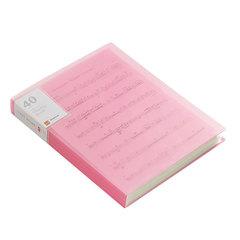 Папка с файлами А4, 40 вкладышей