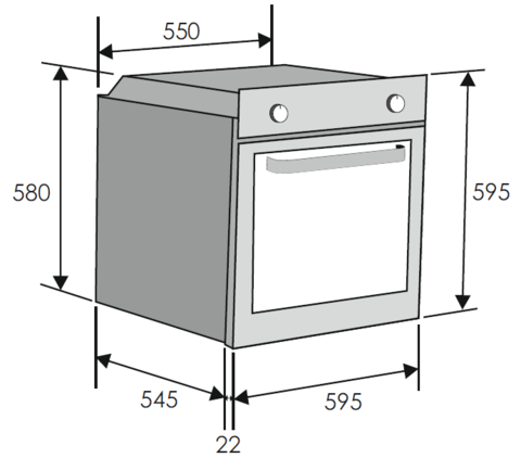 Духовой шкаф Candy FCP 625 NXL/E
