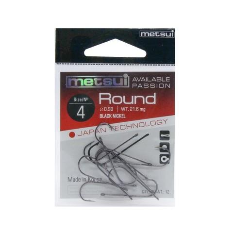 Крючки Metsui Round bln № 4