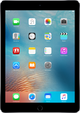 iPad Pro 9.7 128Gb Wi-Fi Space Grey
