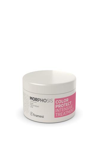 Маска для окрашенных волос интенсивного действия Morphosis Color Protect Intensive Treatment, 200 мл