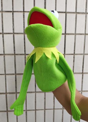 Маппет шоу кукла перчатка Лягушонок Кермит в ассортименте