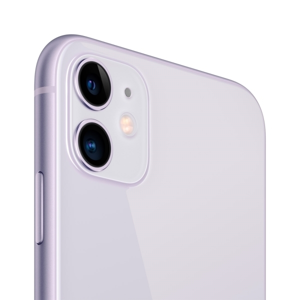 Новый Apple iPhone 11 128 ГБ фиолетовый (обменка ростест)