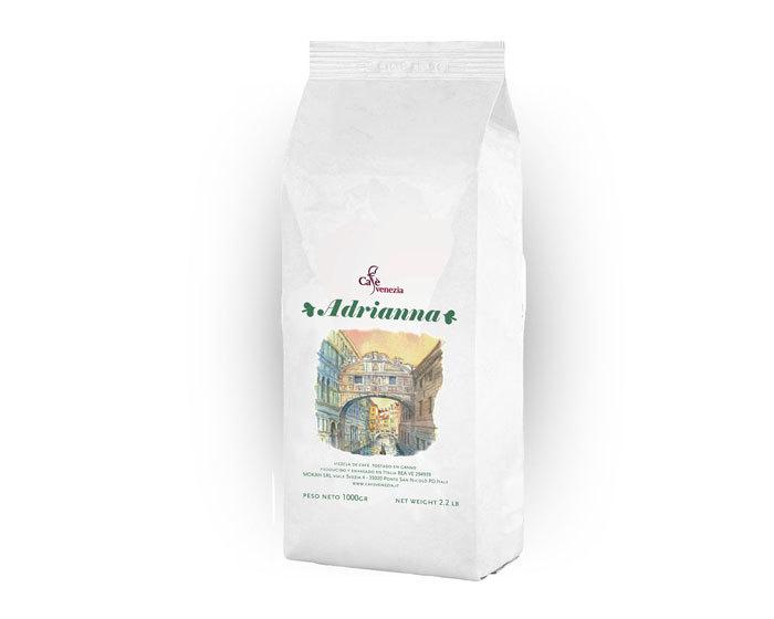 купить кофе в зернах Cafe Venezia Adrianna, 1 кг